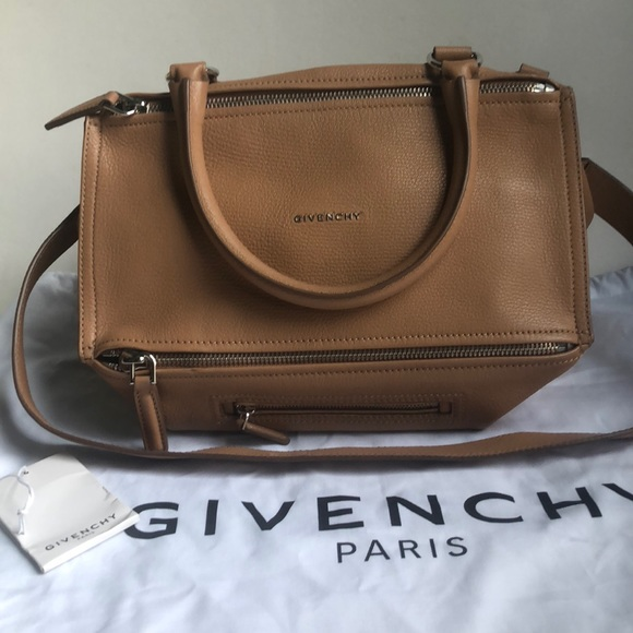 eb5fd7db93a Givenchy Bags | Pandora Medium Beige Sugar Bag | Poshmark
